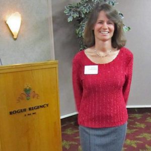 Speaker Facilitator Stephanie Hoffman