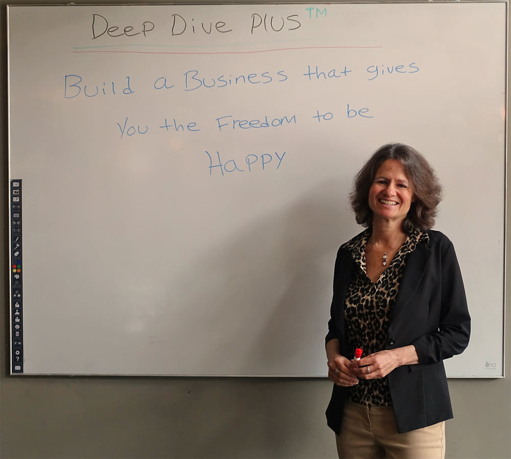 Strategic planning with the Deep Dive Plus: fix small-business problems and plan a better future.